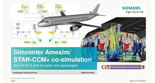 Kontrol Sistemleri İle Simülasyon CO-Simulation With Control Systems