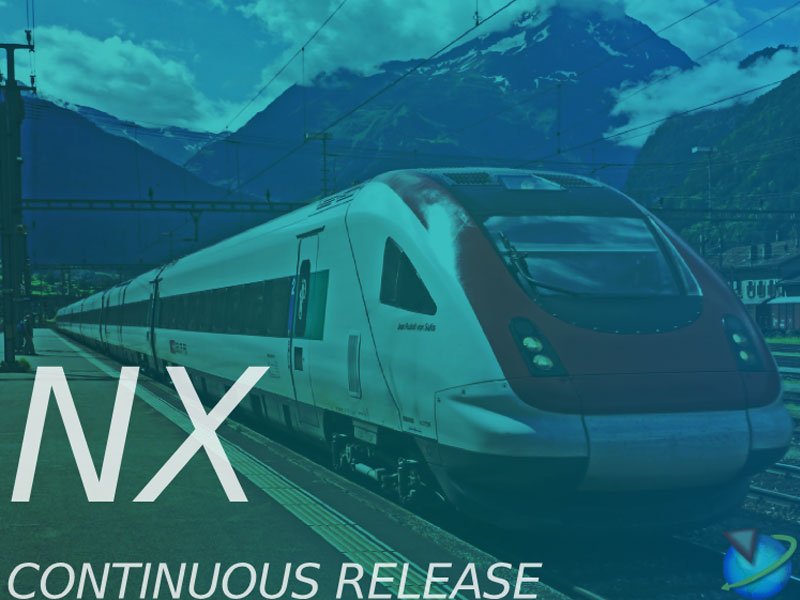 Announcement: NX Continuous Release