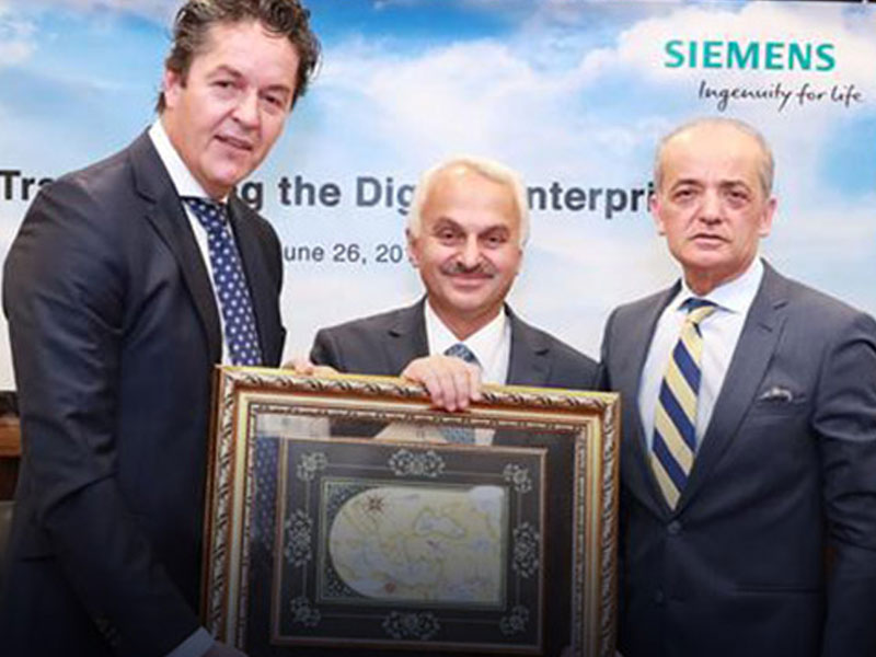 Turkish Aerospace Industries selects Siemens