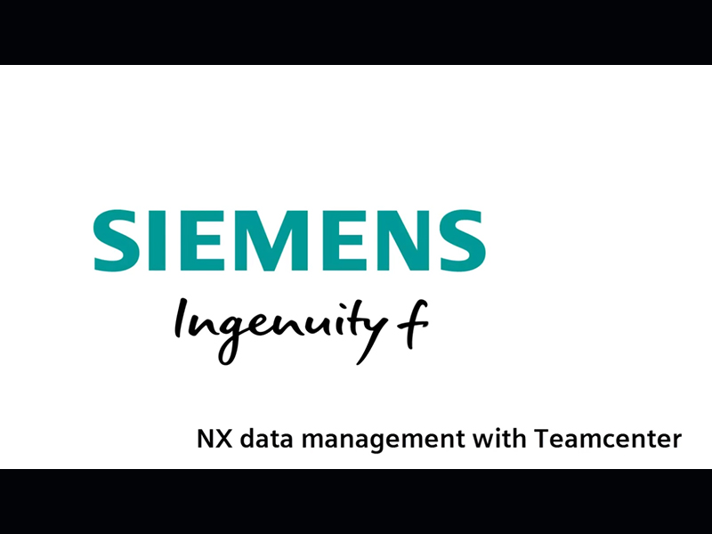 NX Data Management with Teamcenter using Active Workspace