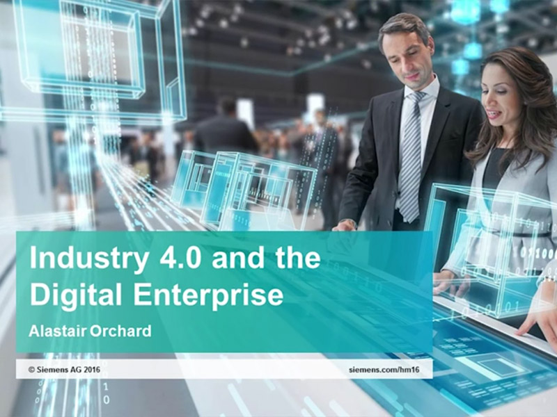Industry 4.0 and the Digital Enterprise