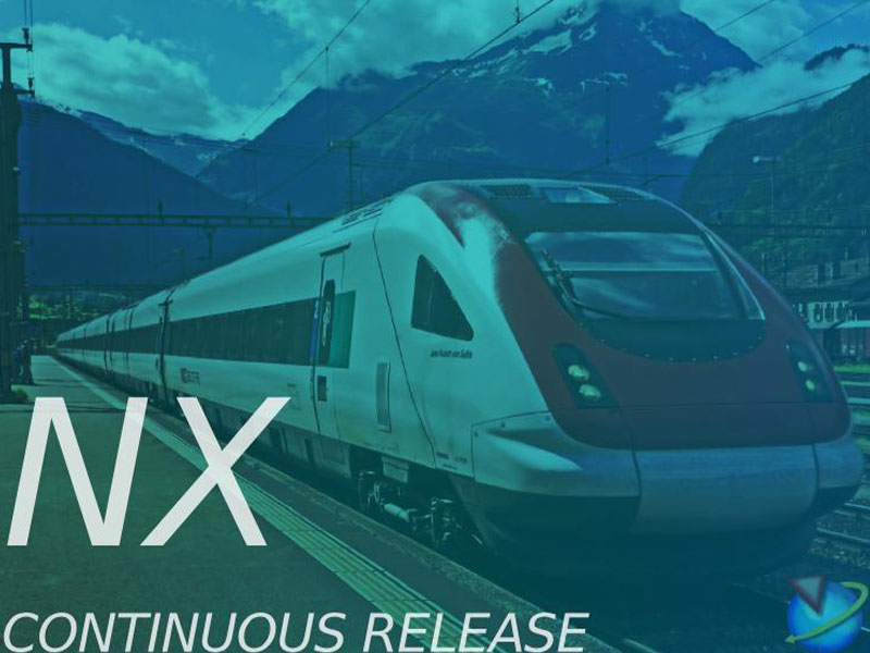 Siemens NX Continuous Release Multimedia